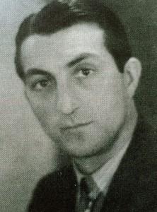 Walter Winter en 1945